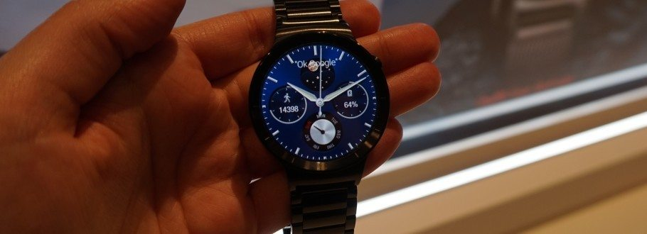 Huawei Watch: A Premium Wearable Offering from a New Competitor