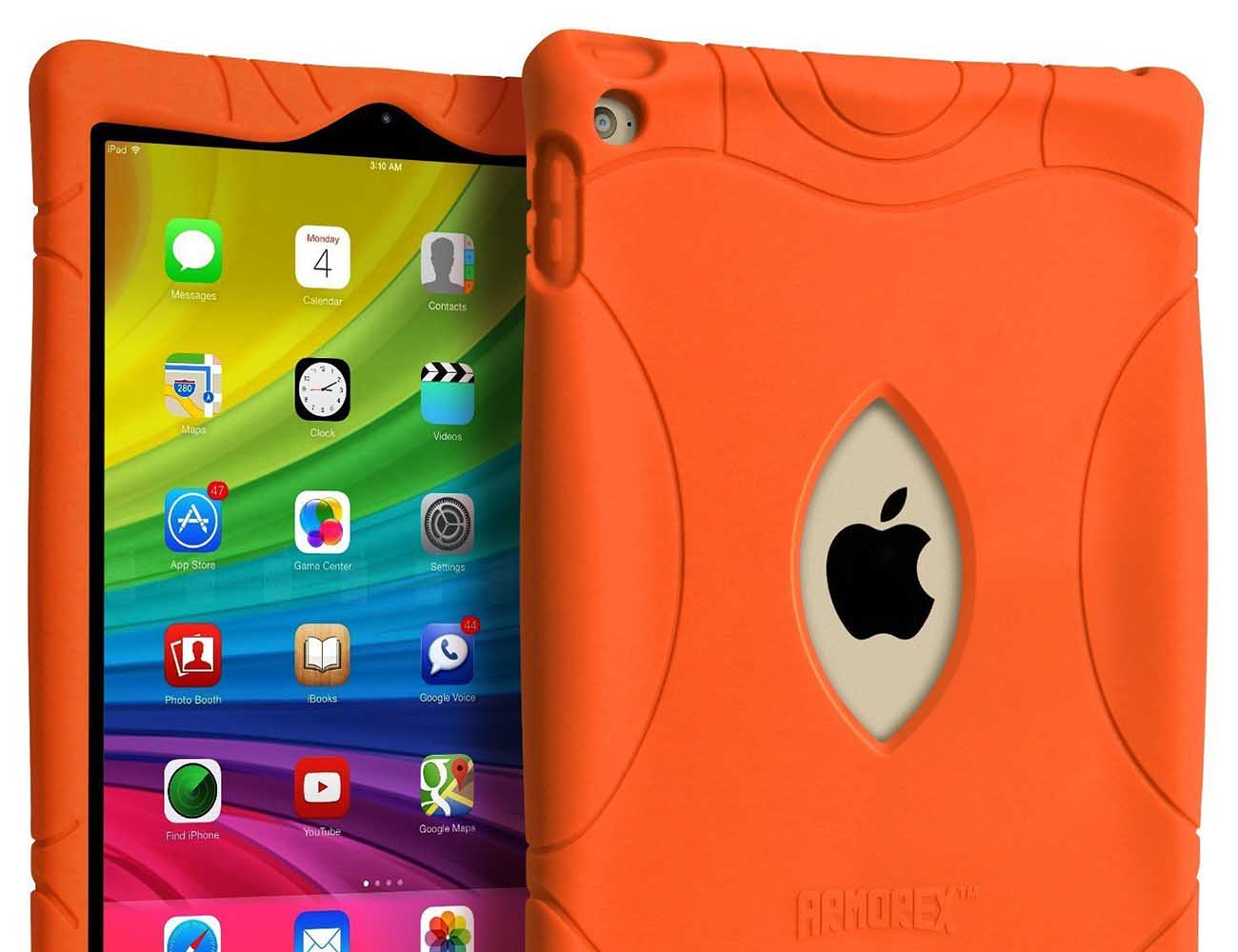 iPad Mini & iPad Air 2 Extreme Protection Silicone Cover by Armorex