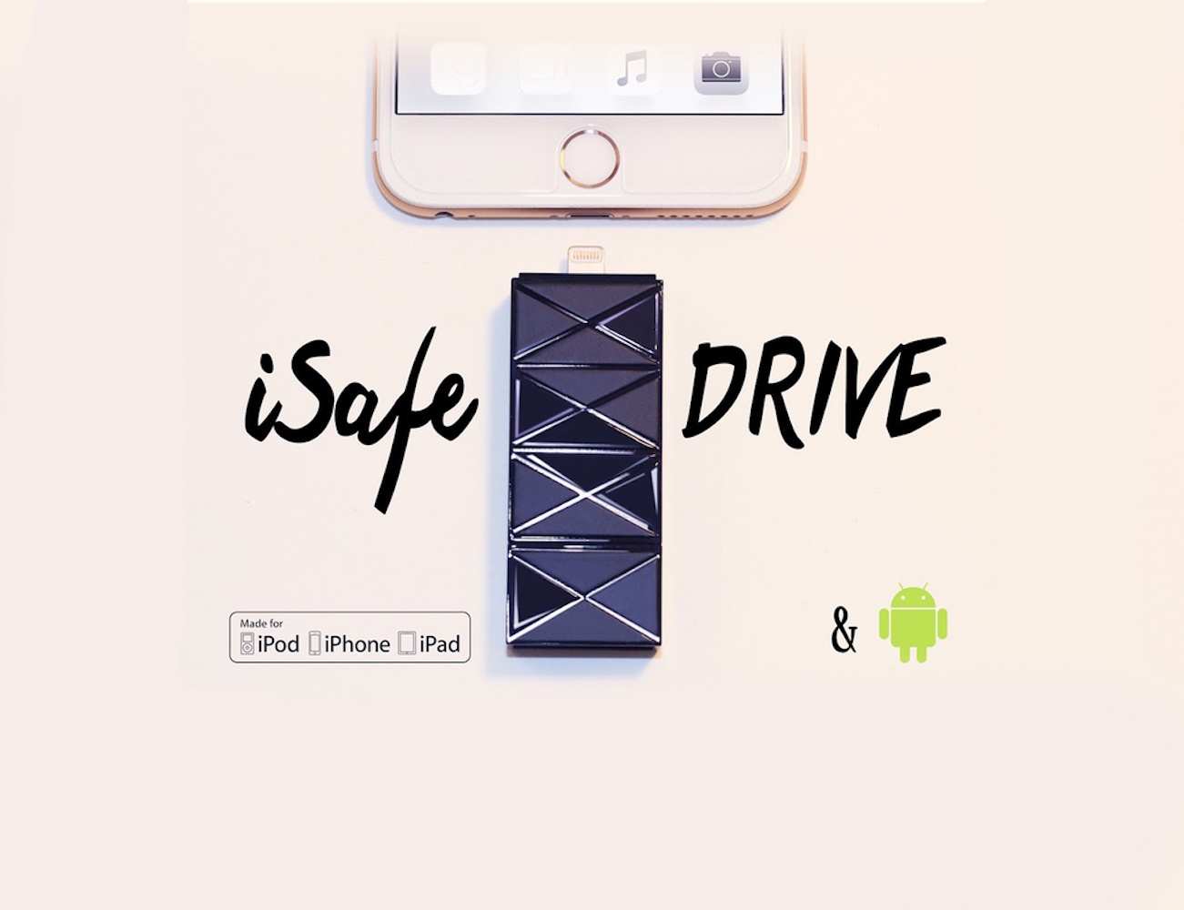 iSafe Drive for Apple and Android Devices