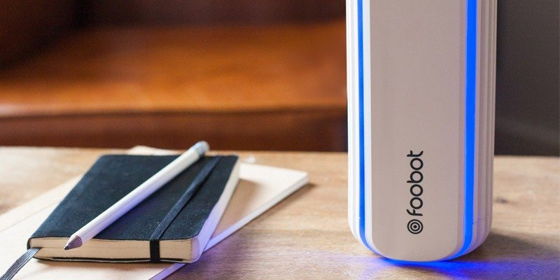 Foobot – Indoor Air Quality Monitor