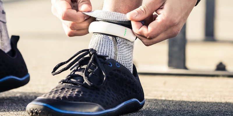 Sensoria – Smart Socks to Track Your Running