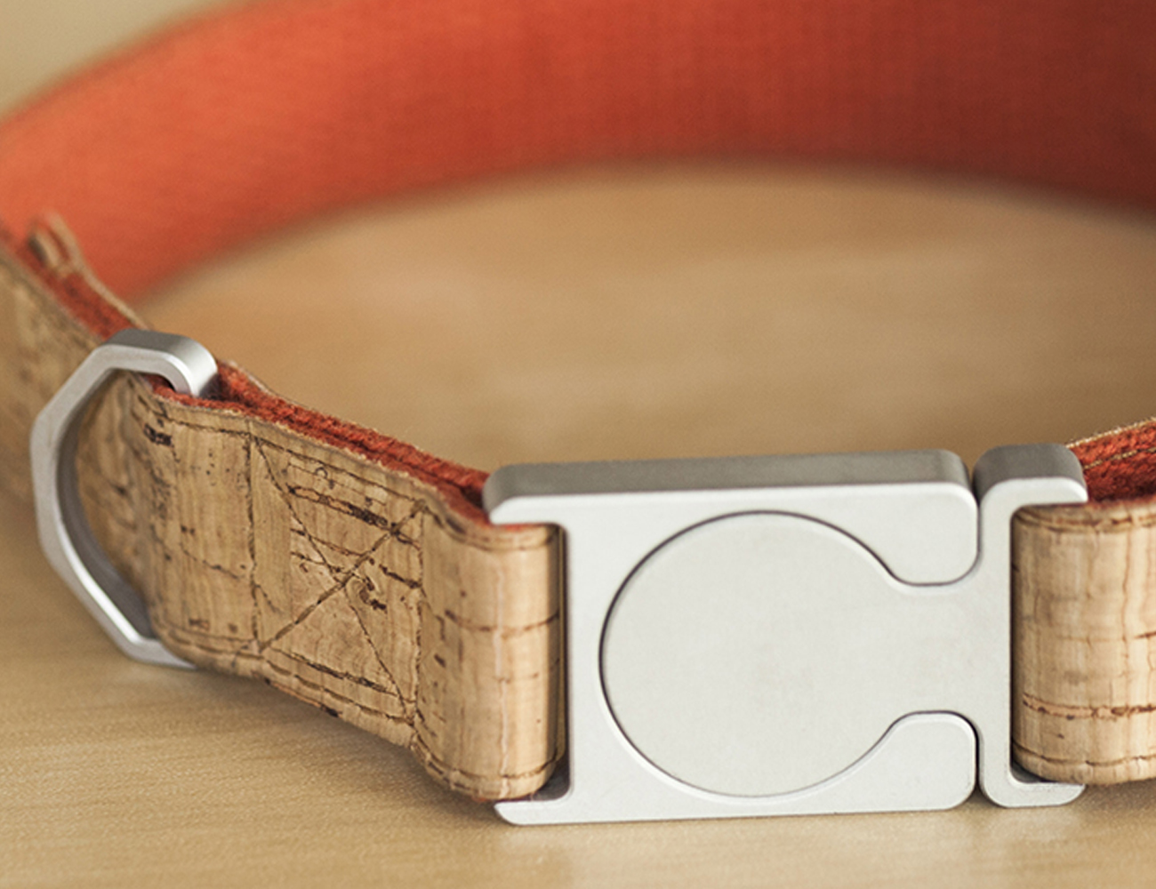 ALU Collar with NFC Technology by MEMA Pets