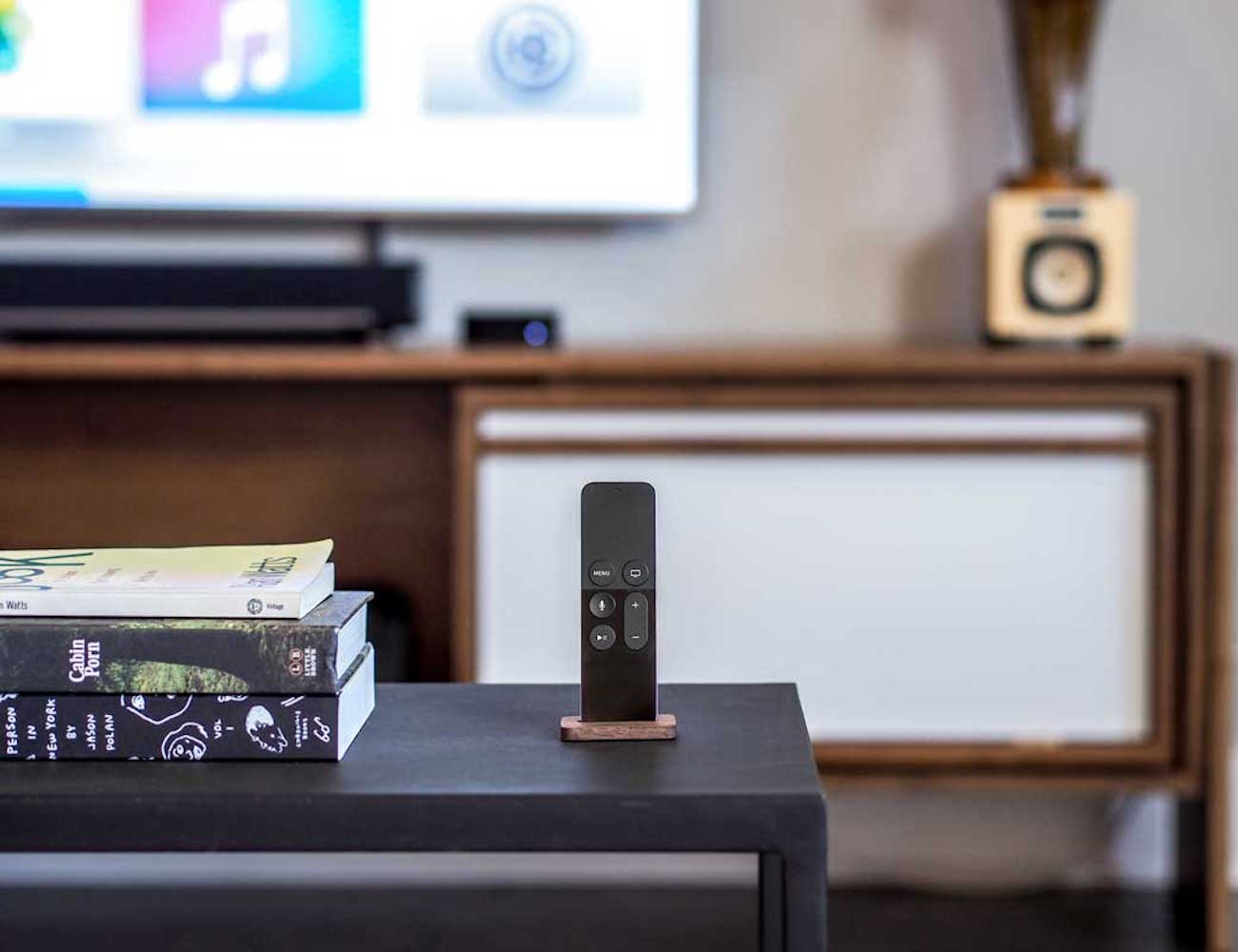 Apple TV Remote Stand by Studio Neat