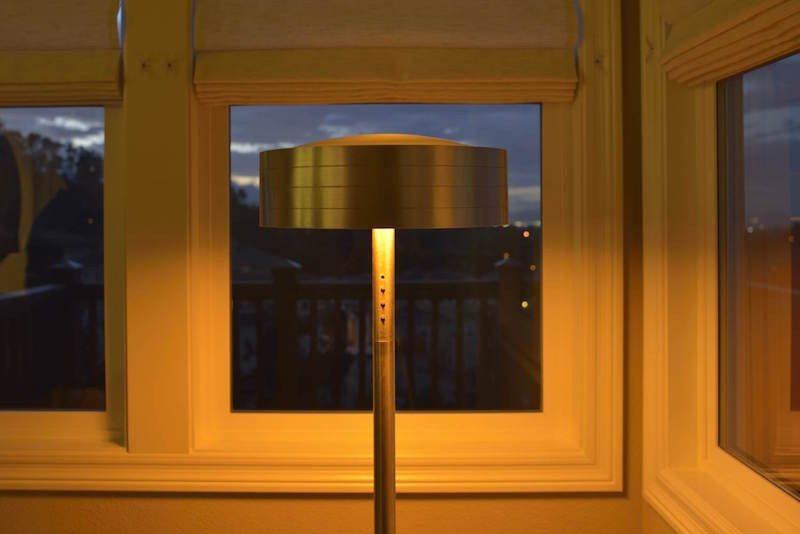The Ario Floor Lamp Regulates Your Circadian Rhythm with Light