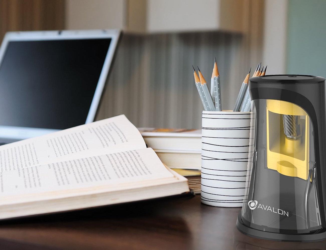 Avalon Fully Electronic Pencil Sharpener