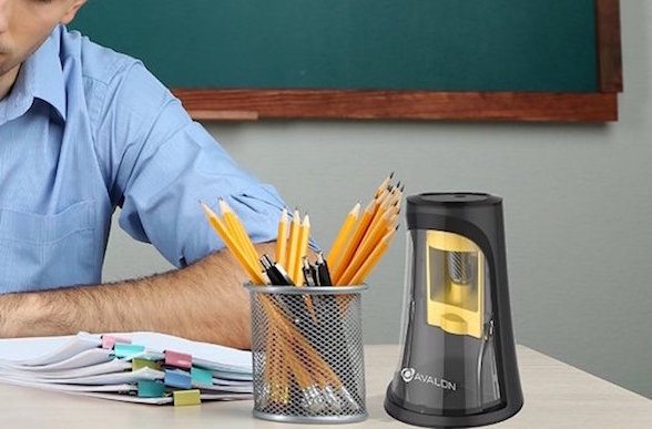 Avalon+Fully+Electronic+Pencil+Sharpener