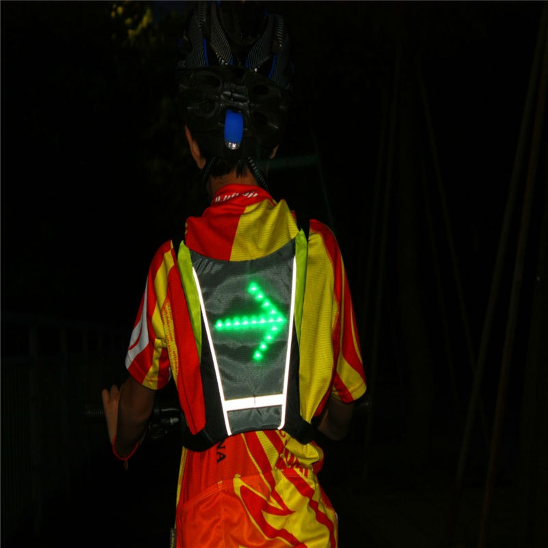 Bikeman Activity Vest With Led Indicator Review 187 The