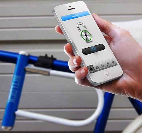 BitLock – The Keyless Bike Lock