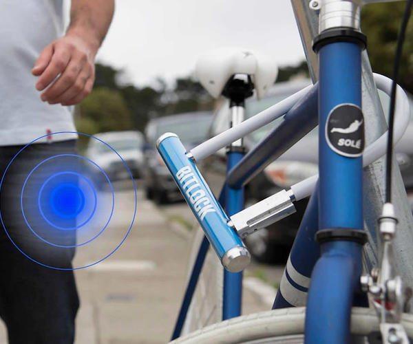 BitLock – The Keyless Bike Lock