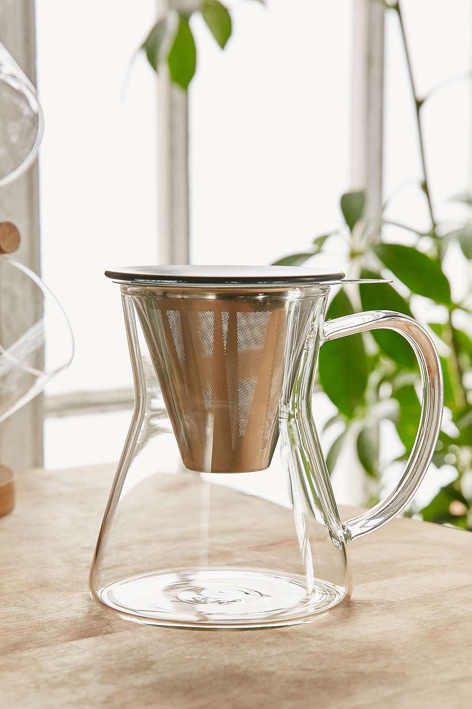 Brew-In-A-Mug Tea Infuser and Mug