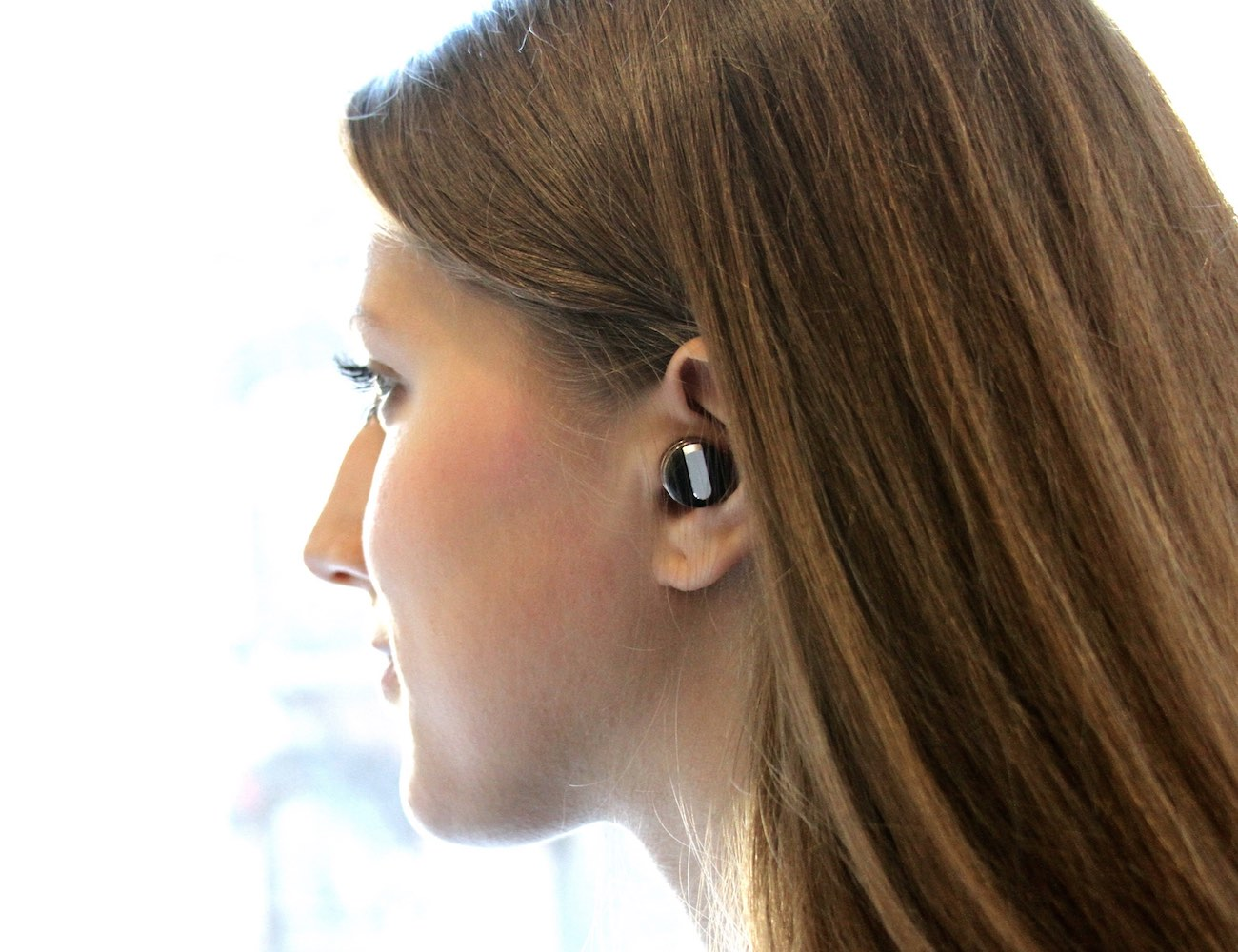 The BULLET Bluetooth 4.1 Earpiece + Charging Capsule by Schatzii