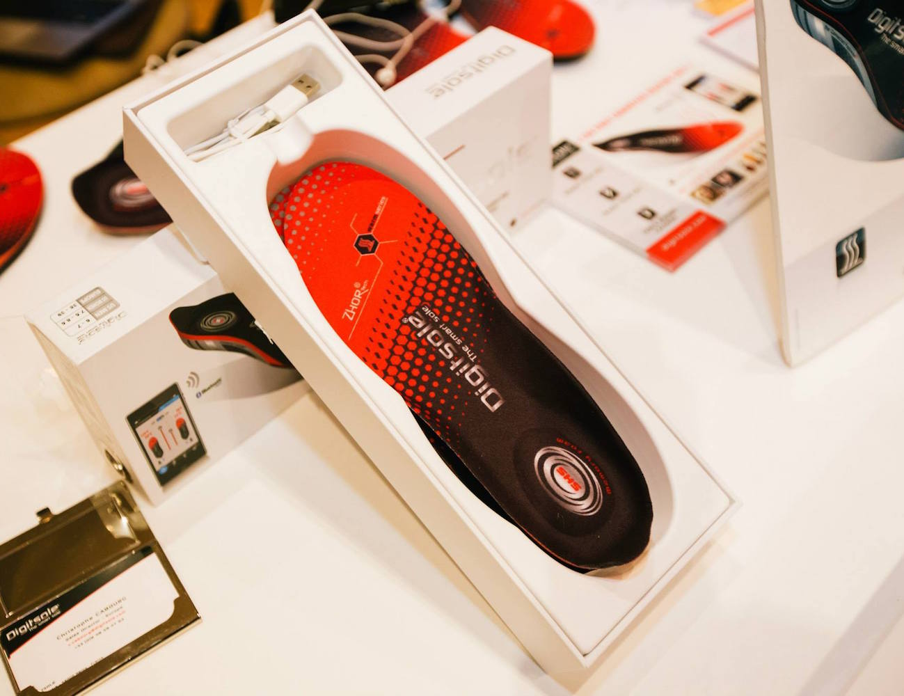 Digitsole – Heated Smart Insoles Review » The Gadget Flow