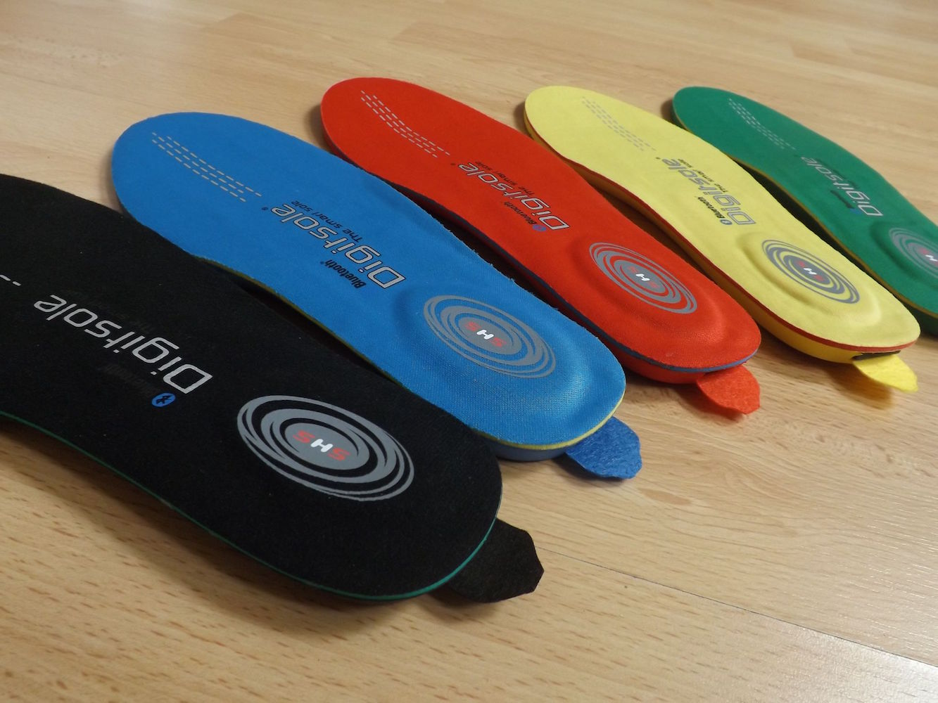 Digitsole – Heated Smart Insoles