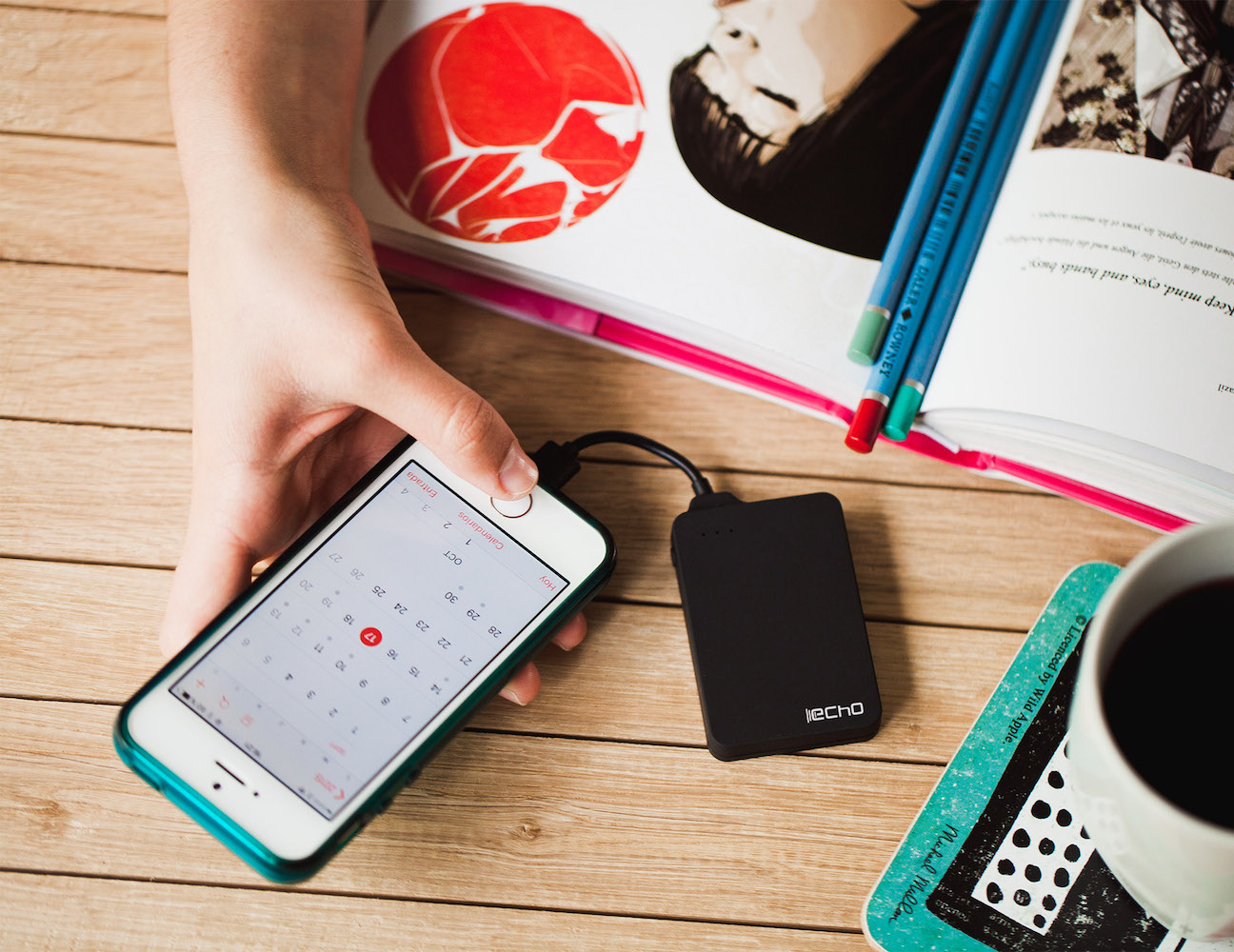 Echo PowerConnect Mini Portable Battery