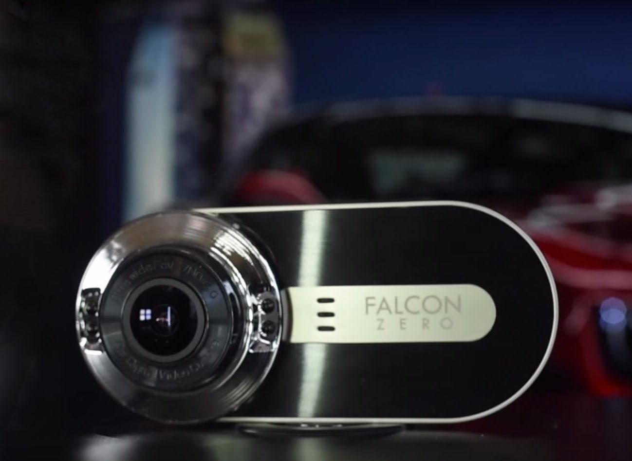 Falcon Zero GPS Dashcam