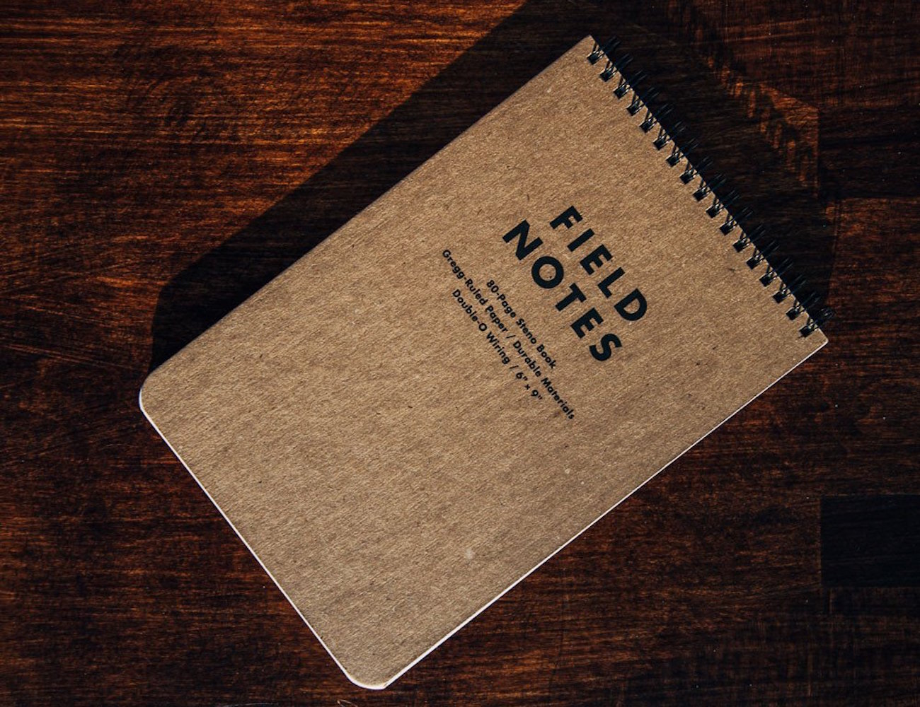 Field Notes Steno Book by Lord and Lady Co. loading=