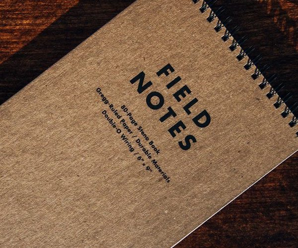 Field Notes Steno Book by Lord and Lady Co.