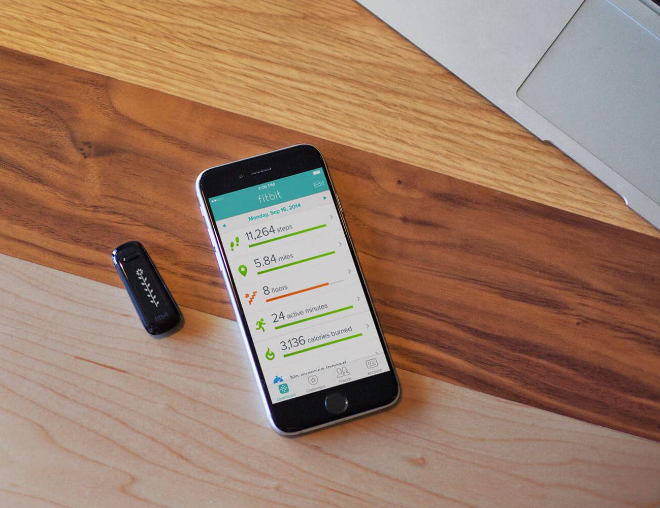 FitBit One Activity & Sleep Tracker