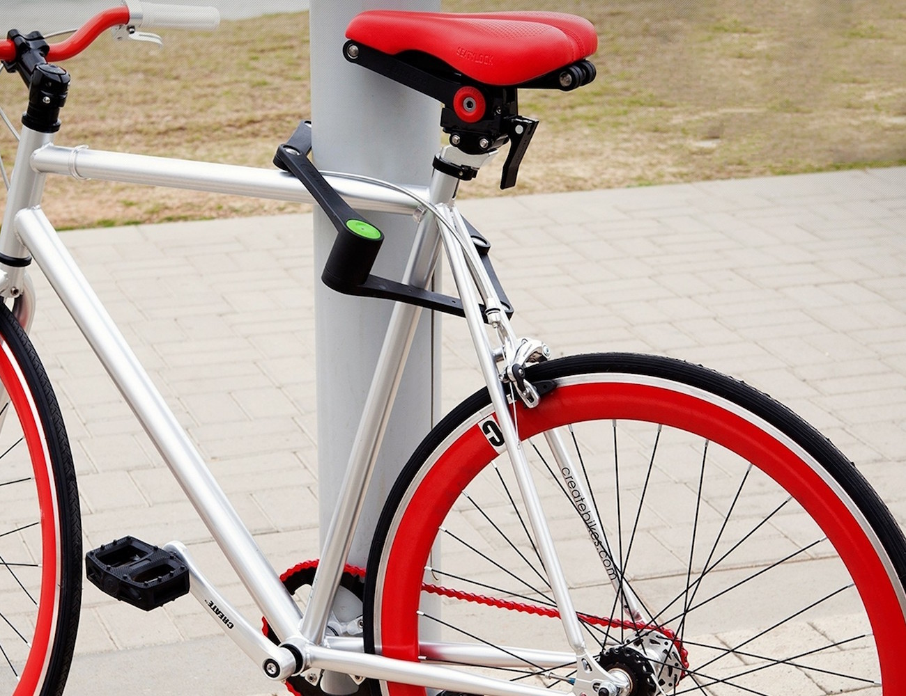 Foldylock – The Folding Bike Lock