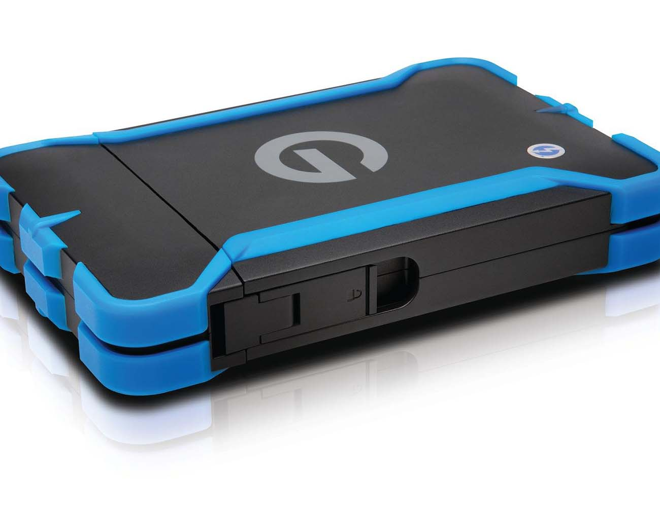 G-Drive ev All Terrain Case with Thunderbolt by G-Technology