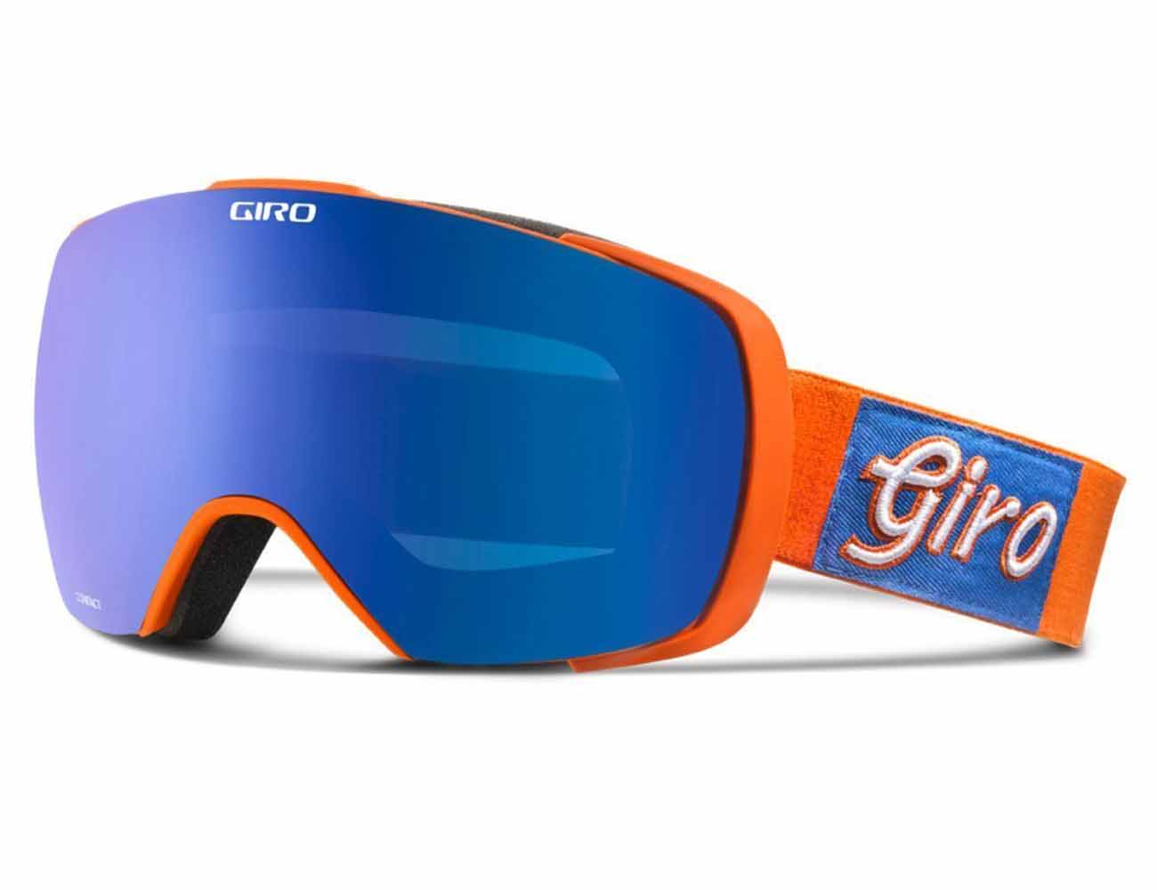 Giro Contact Goggles for Snow Sports