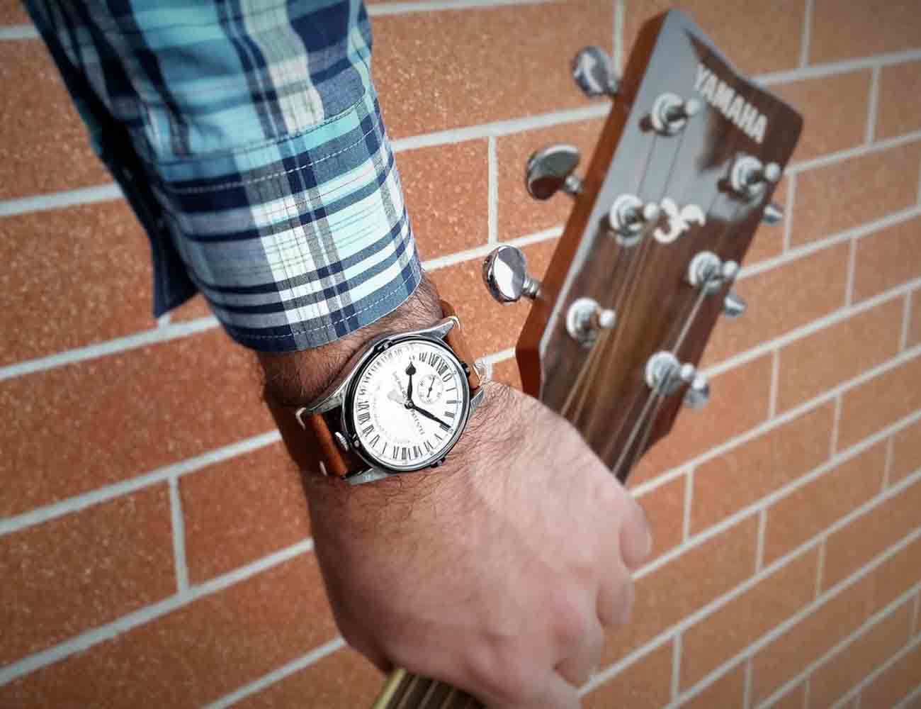 Greenwich Time Gate Watch