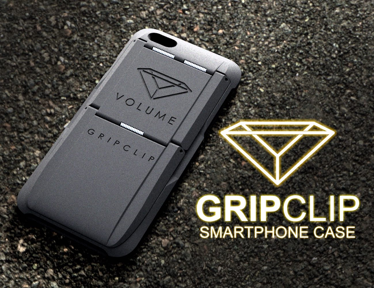 Grip Clip – The World's Most Useful iPhone Case
