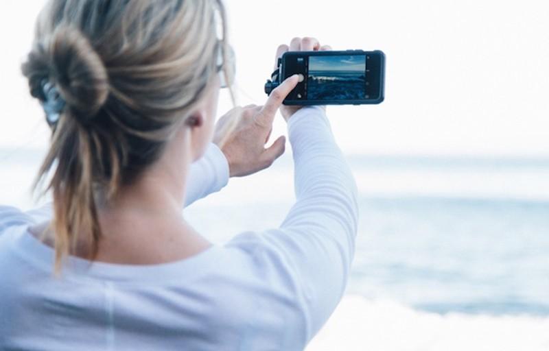 Hansnap Offers Secure Handsfree Smartphone Filming