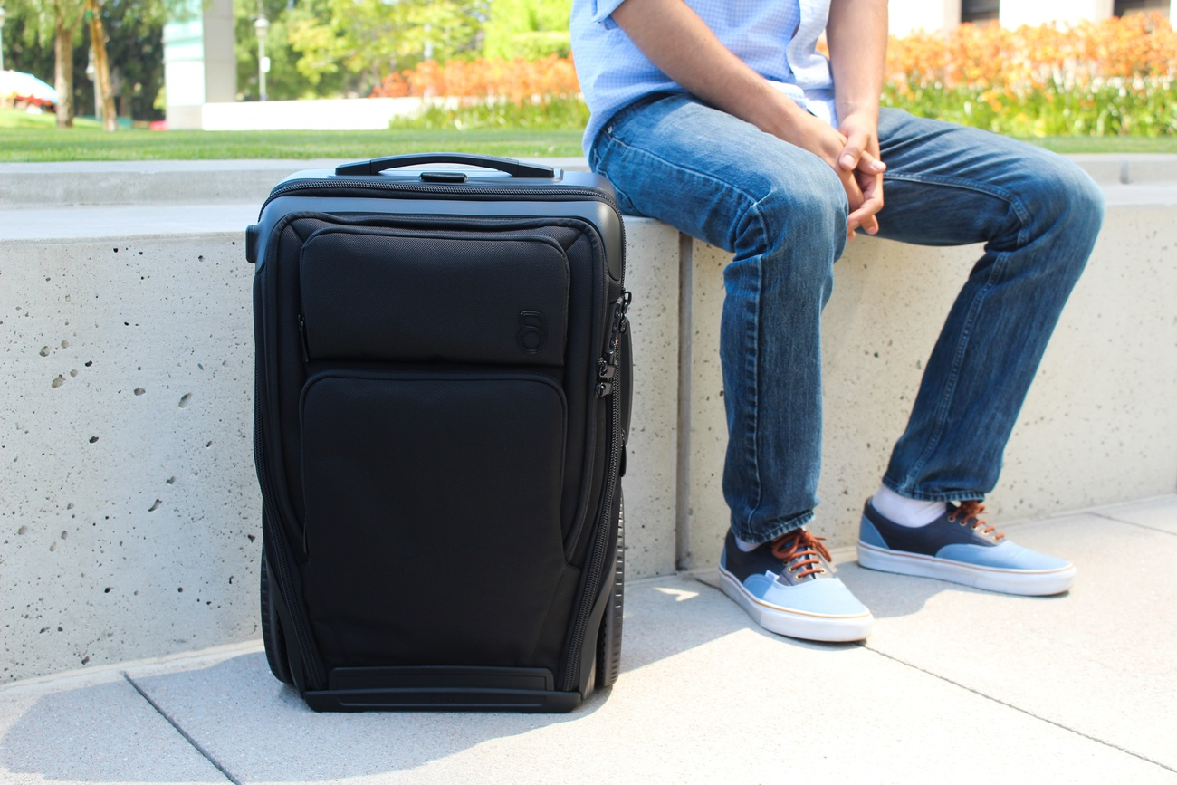 G-RO - Revolutionary Carry-On Luggage » Gadget Flow