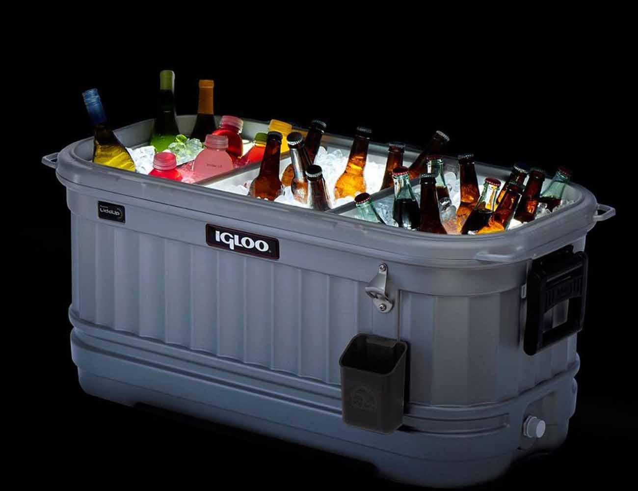 Igloo+Party+Bar+LED+Cooler