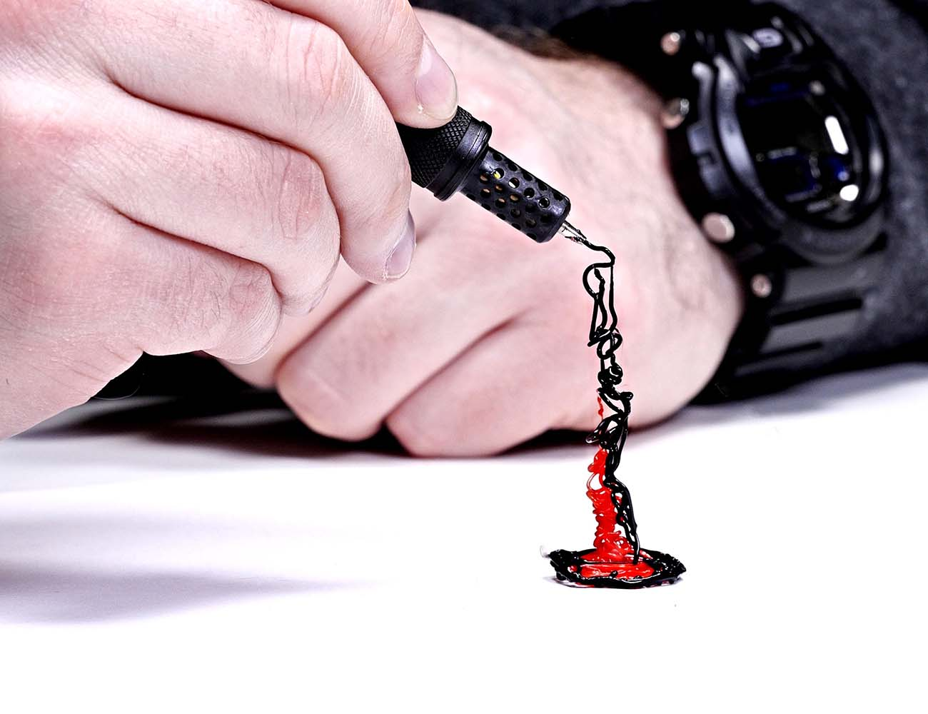 LIX – The Smallest 3D Printing Pen in the World