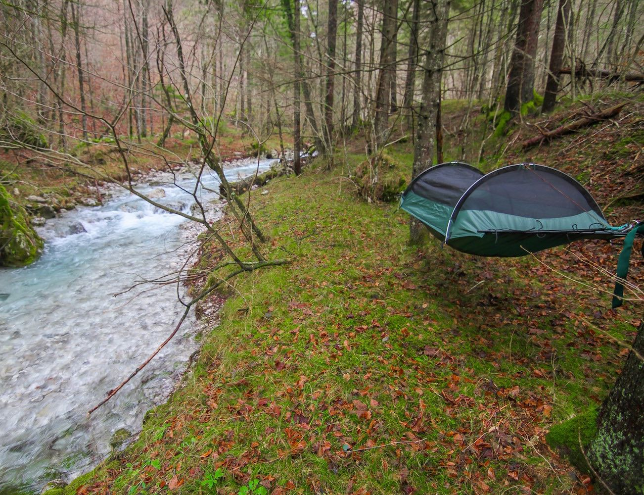Lawson Hammock (Blue Ridge Camping Hammock)