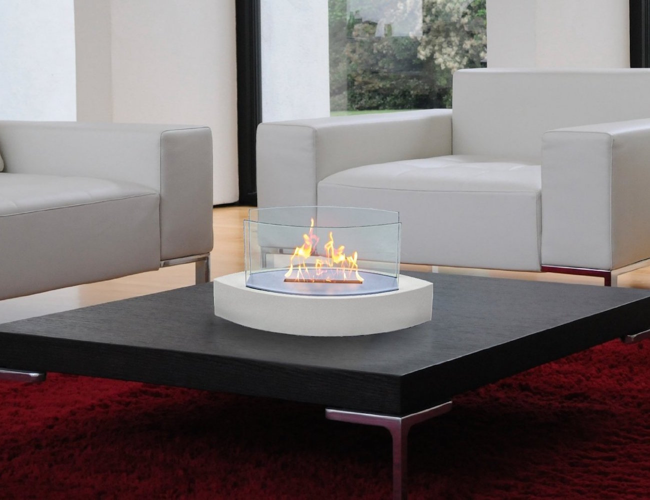 lexington tabletop fireplace by anywhere fireplace gadget flow