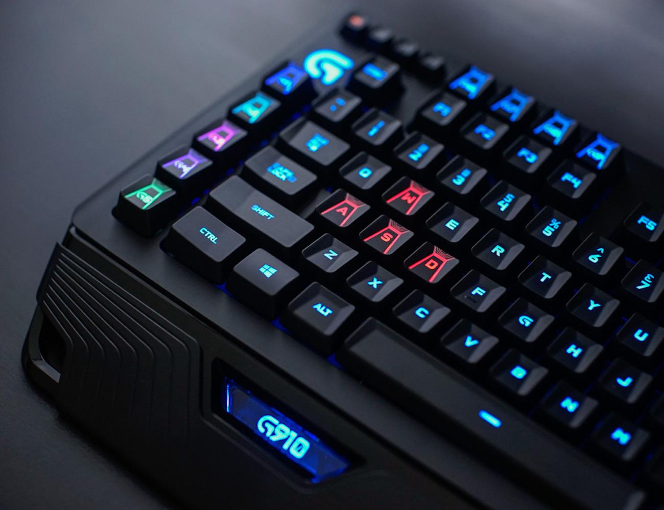 Logitech Orion Spark RGB Mechanical Keyboard
