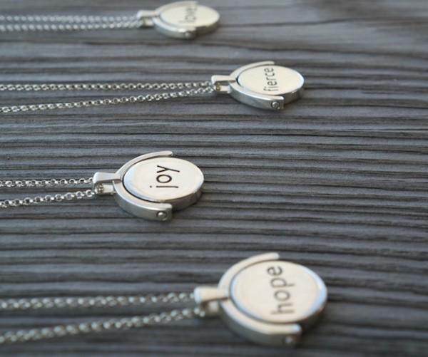 Lokett – Customizable Smartphone Memory Necklace