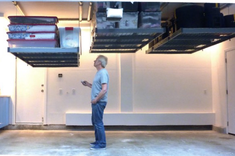 Motorized Home Storage System Auxx Lift 187 Review