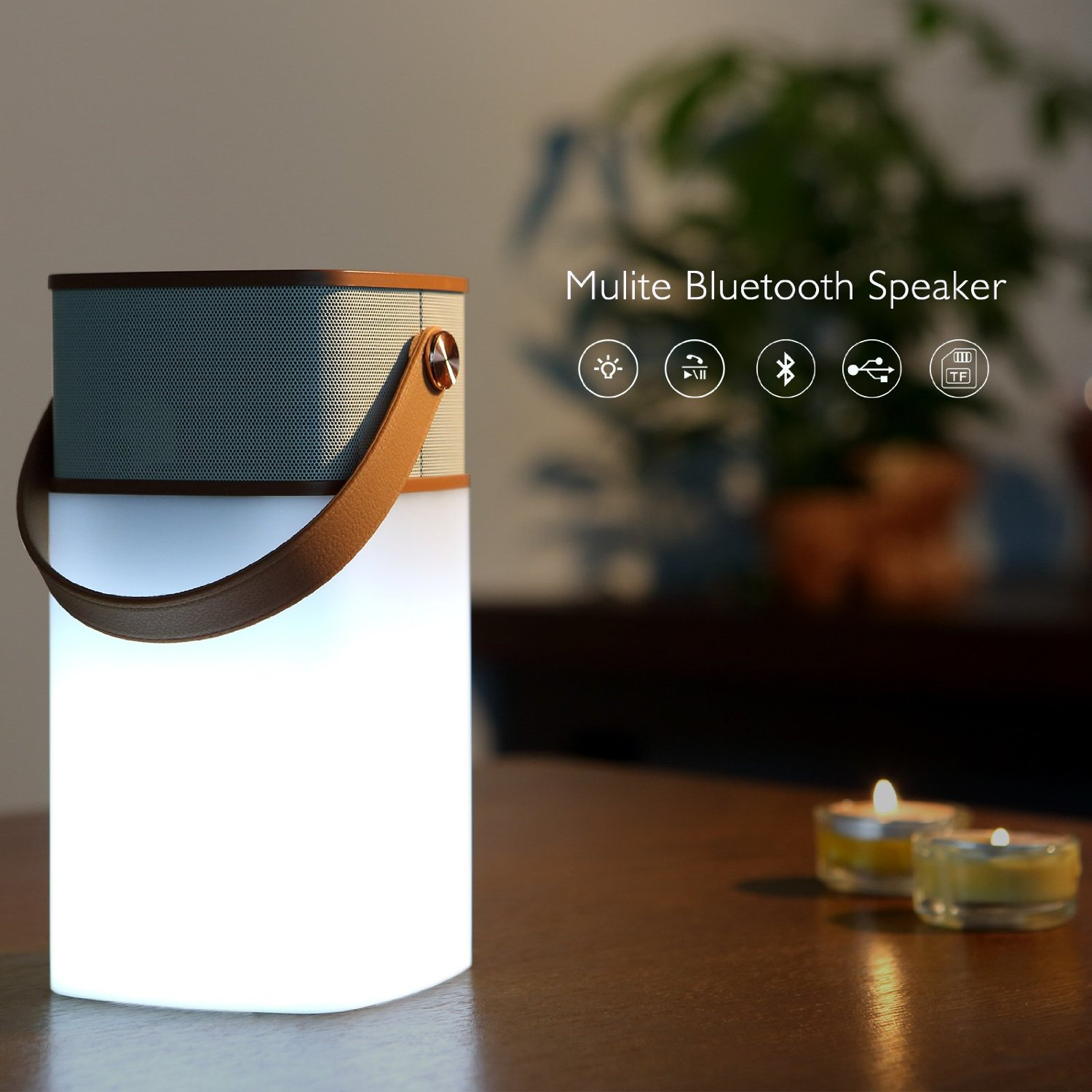 Mulite Bluetooth Speaker by ROCK