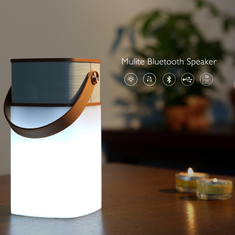 Mulite Bluetooth Speaker by ROCK