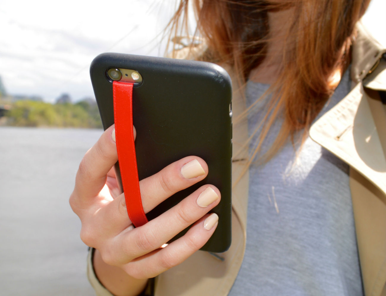 Ninja Loop – Ergonomic Phone Grip