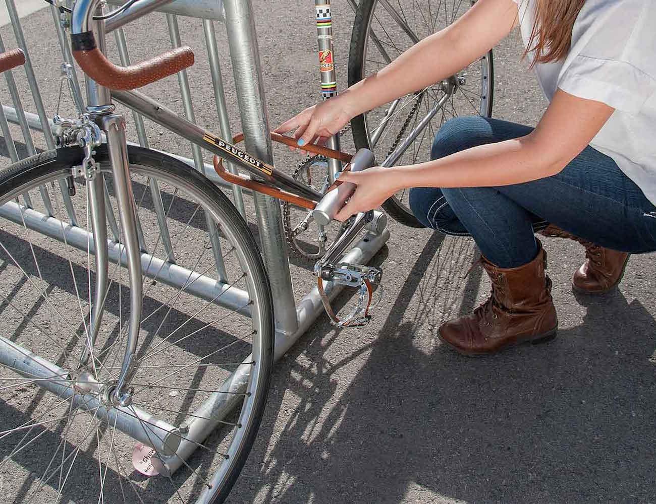 Noke U-Lock – The Smartphone Enabled Bike Lock