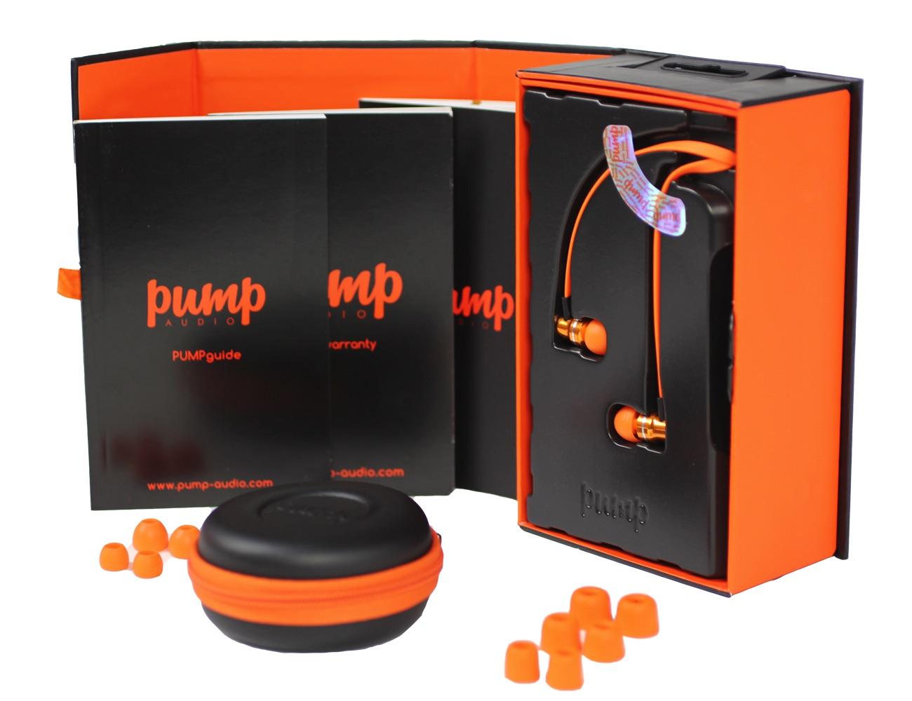 PUMP Audio IEM – Better than Beats by Dre?