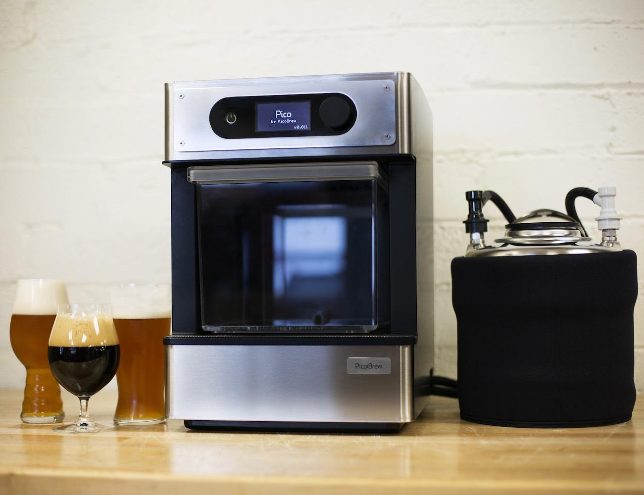 PicoBrew Pico – Craft Beer at Home