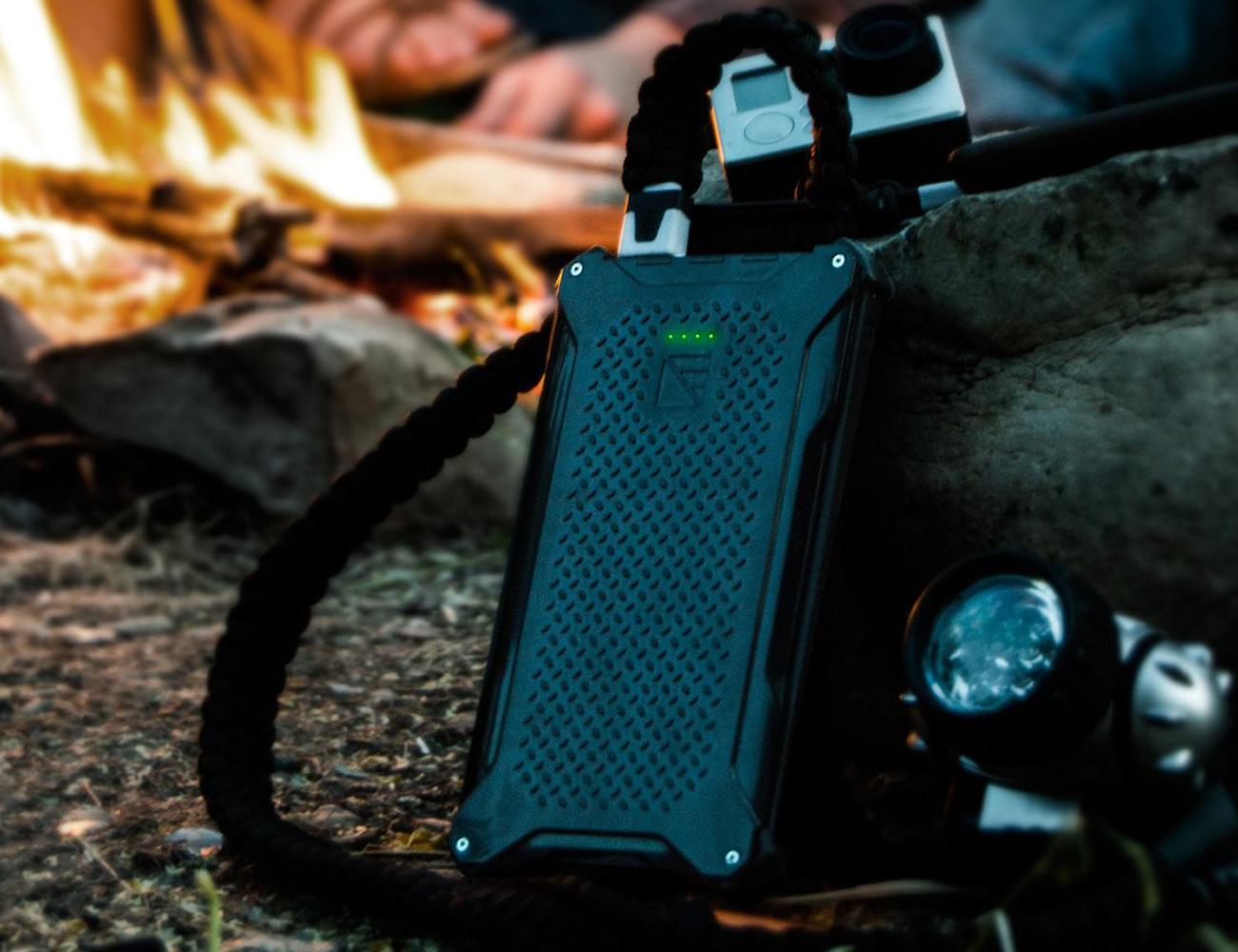 Poseidon – Ultra Rugged Portable Battery by Dark Energy