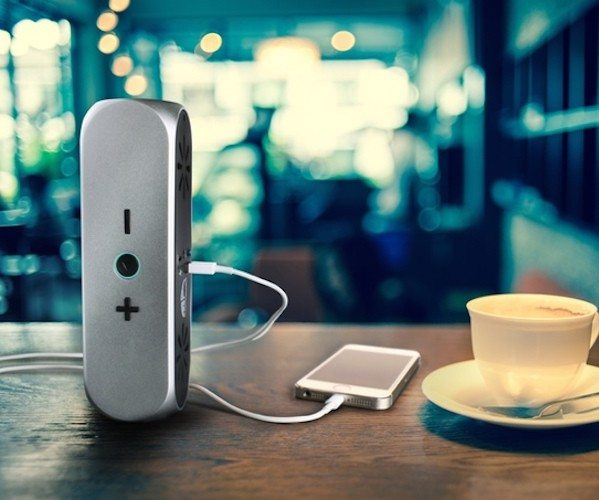 QUBE+PLUS+%E2%80%93+The+Bluetooth+Speaker+And+Powerbank
