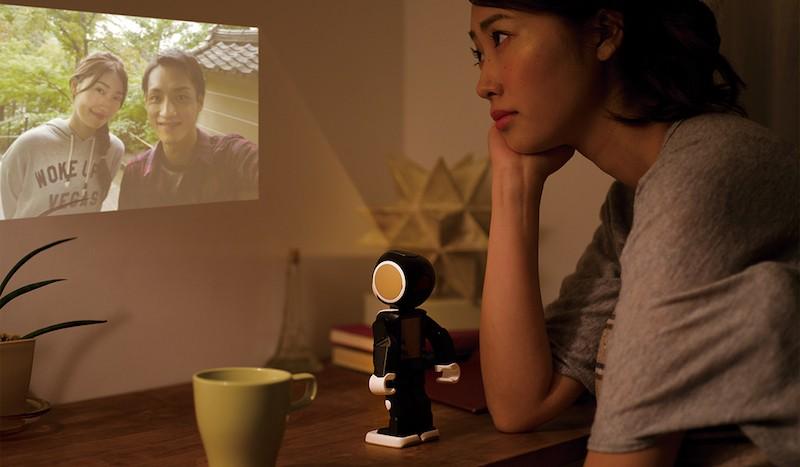 sharp bot projector