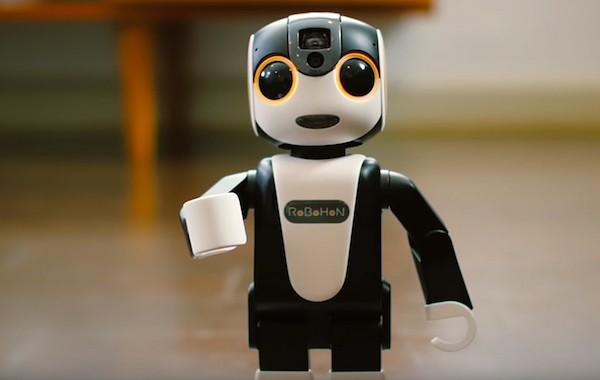 Sharp RoBoHoN Is Your Friendly Digital Assitant