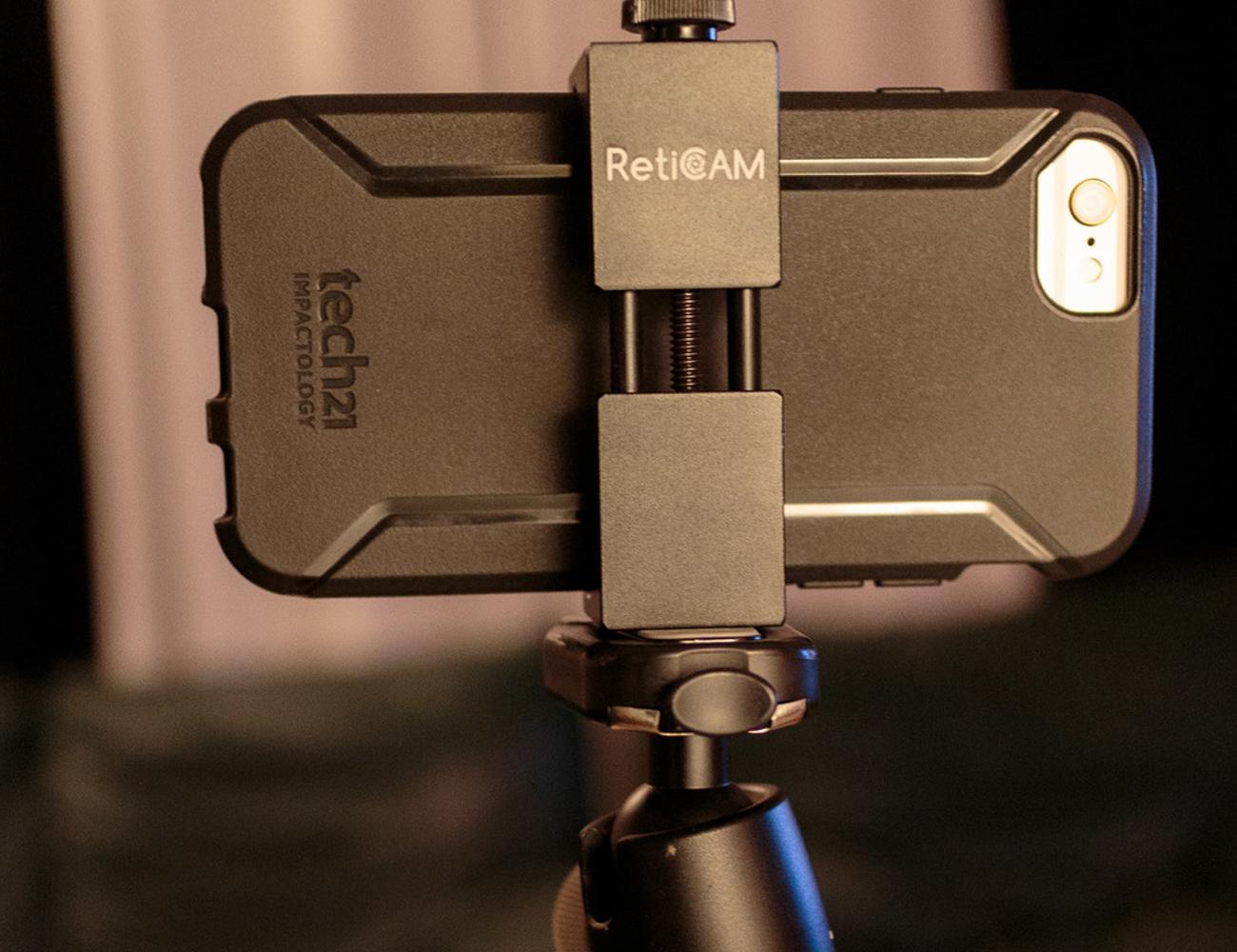 RetiCAM Smartphone Tripod Mount