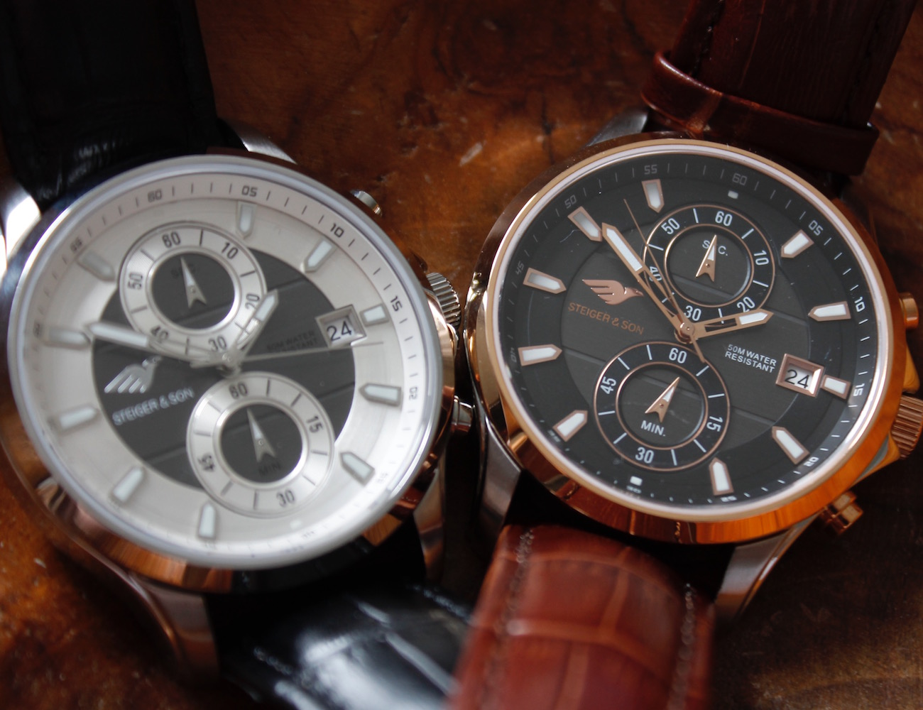 Revoution 1 Chronograph