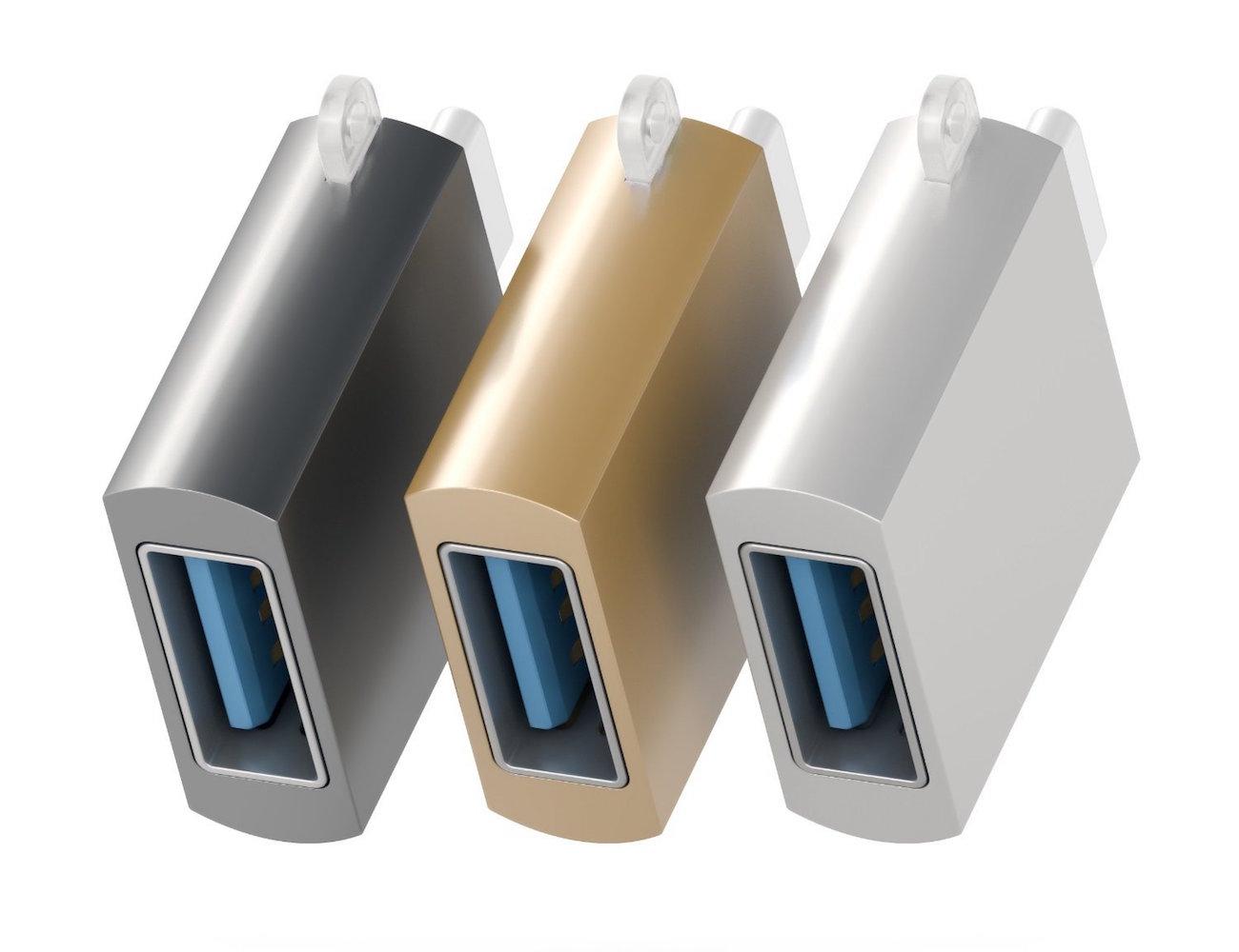 Satechi Type-C USB Adapter