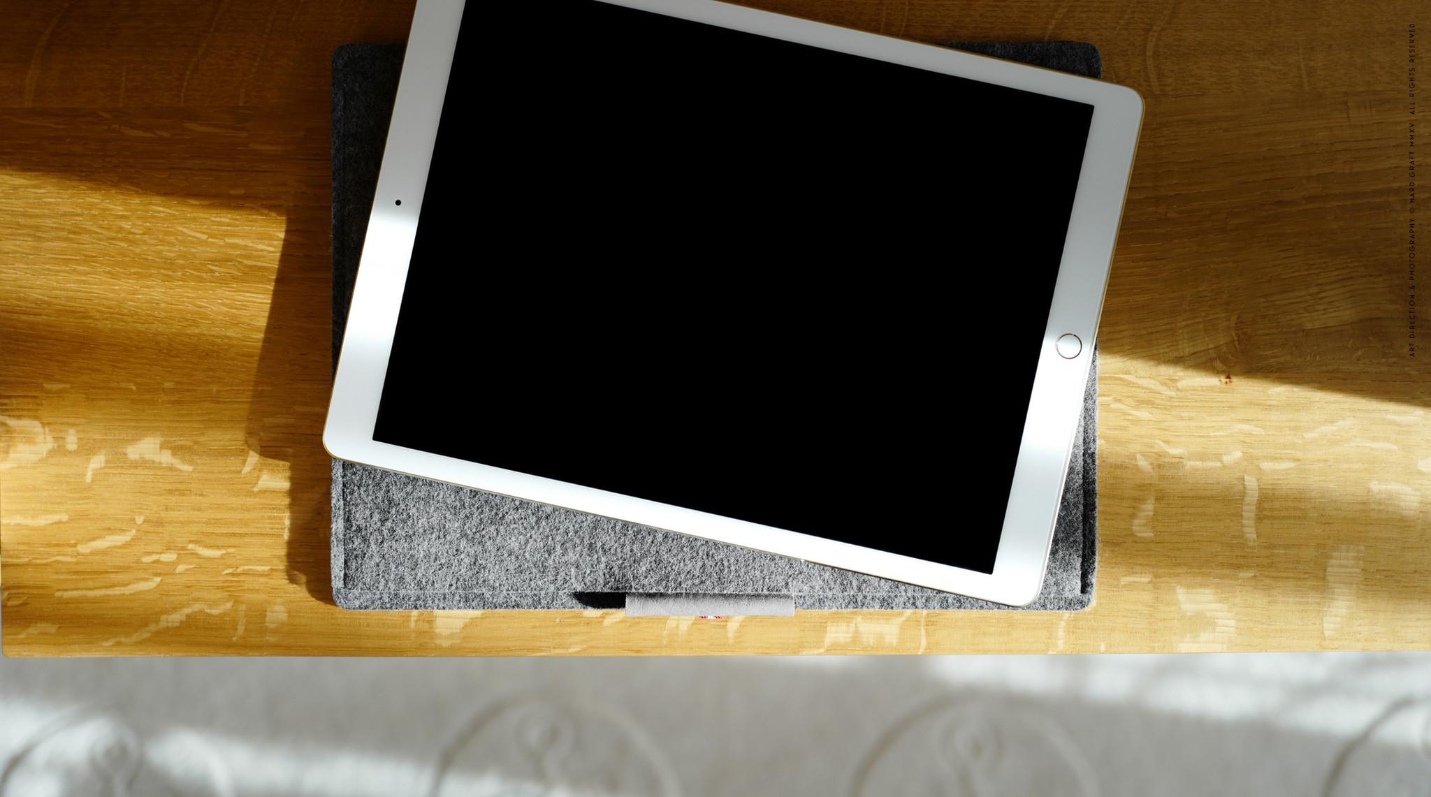 Skinny+Fit+iPad+Pro+Sleeve